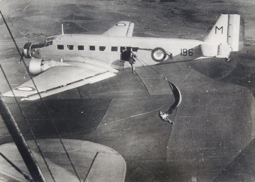 Gute alte Tante Ju 52