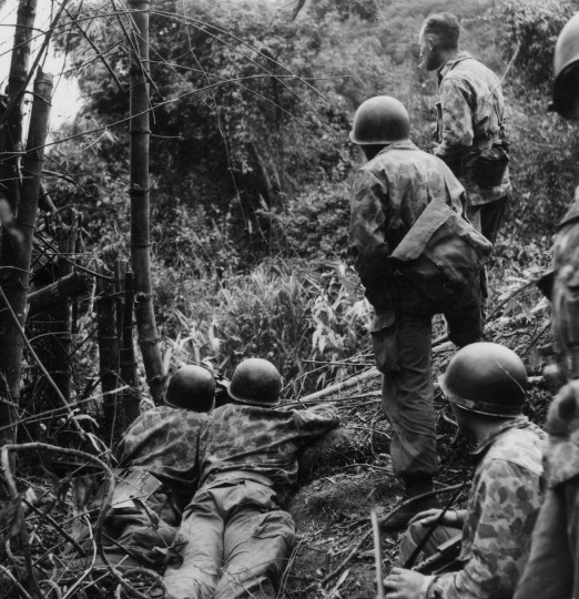 RC6 20-01-1952 - Assaut des Viets sur RC6