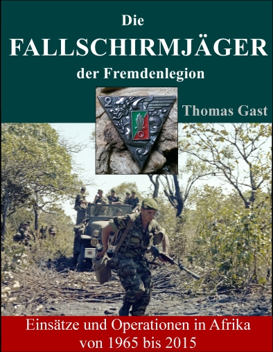 Final Cover Die Fallschirmjäger der Legion