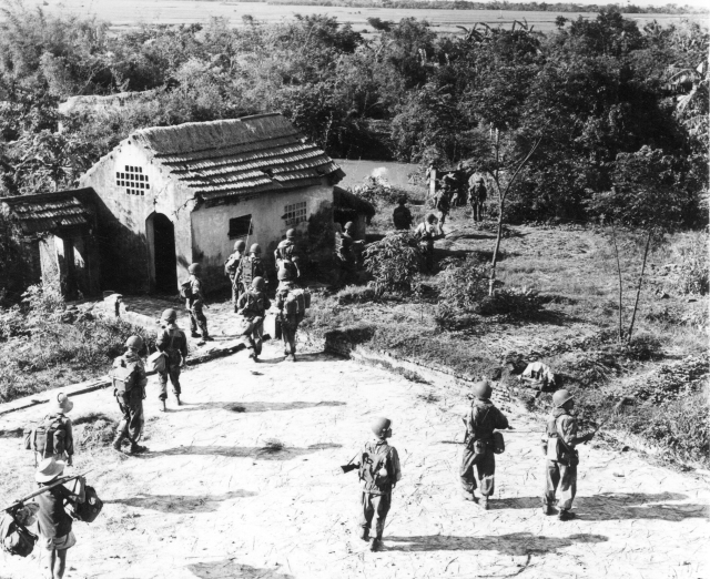 Operation Brochet Tonkin (septembre 1953) - 2° BEP