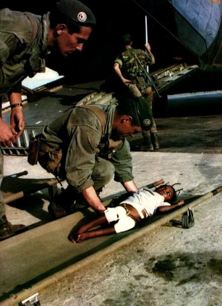 30 mai verlegung von verwundeten nach lumbumbashi hintergrund C 160
