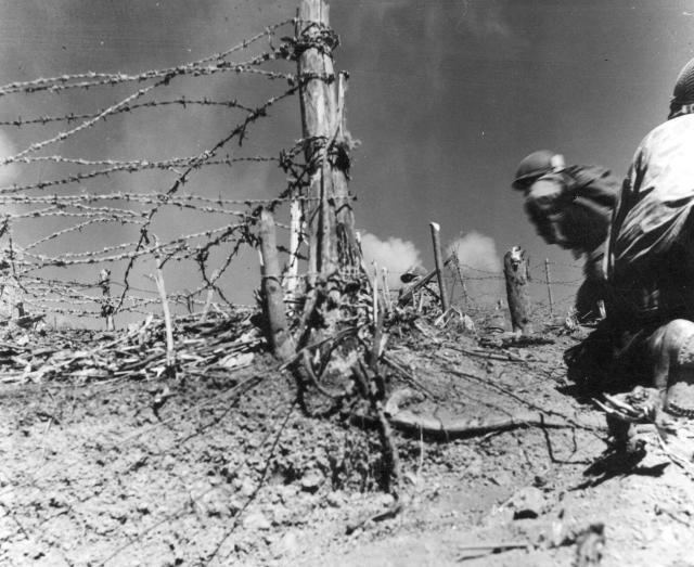 Na Sam decembre 1952 - Assaut 2° BEP