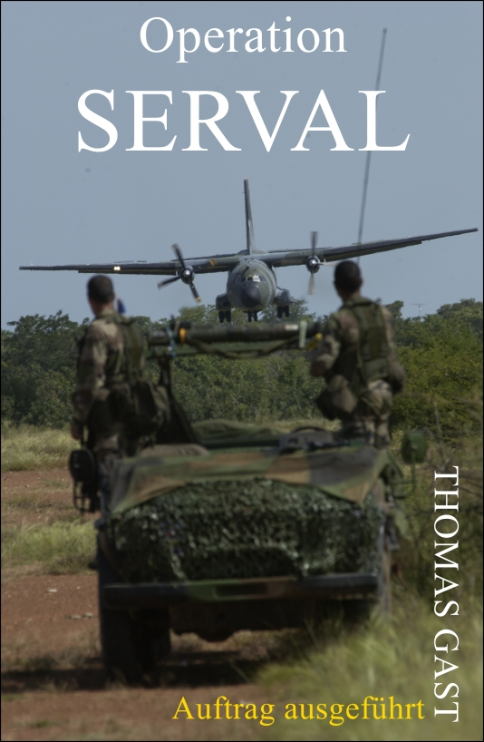 OPERATION SERVAL FINAL COVER